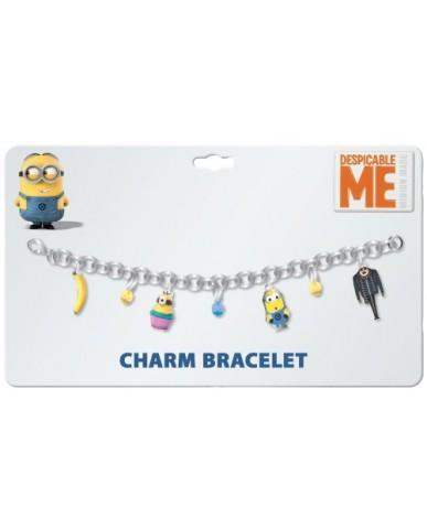 Minions Charm Bracelet