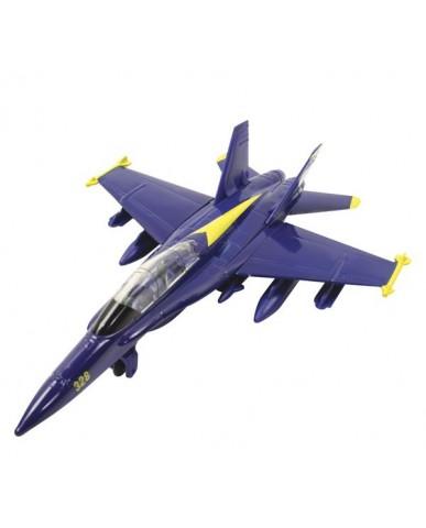 """9"""" F-18 Hornet Blue Angel"""