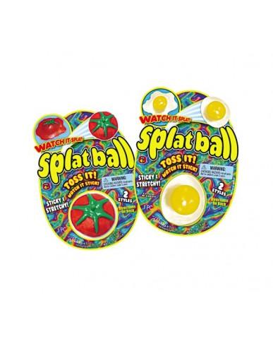 Splat Egg & Tomato