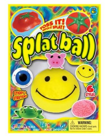Assorted Splat Ball