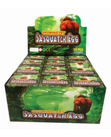 Hatch a Sasquatch