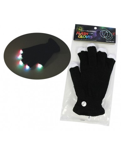 Light-Up Gloves