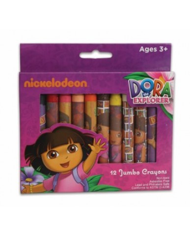Dora Jumbo Crayons