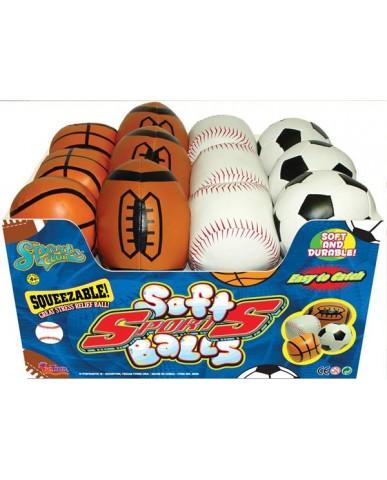 "3.5"" Soft Sports Ball"