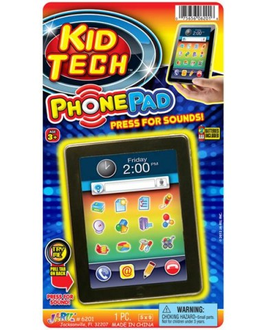 Kid Tech Phone Pad