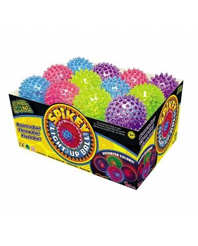 """2.5"""" Light-Up Spike Ball"""