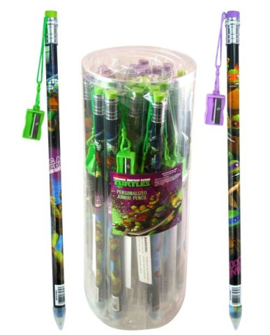 "15"" Teenage Mutant Ninja Turtles Jumbo Pencil"