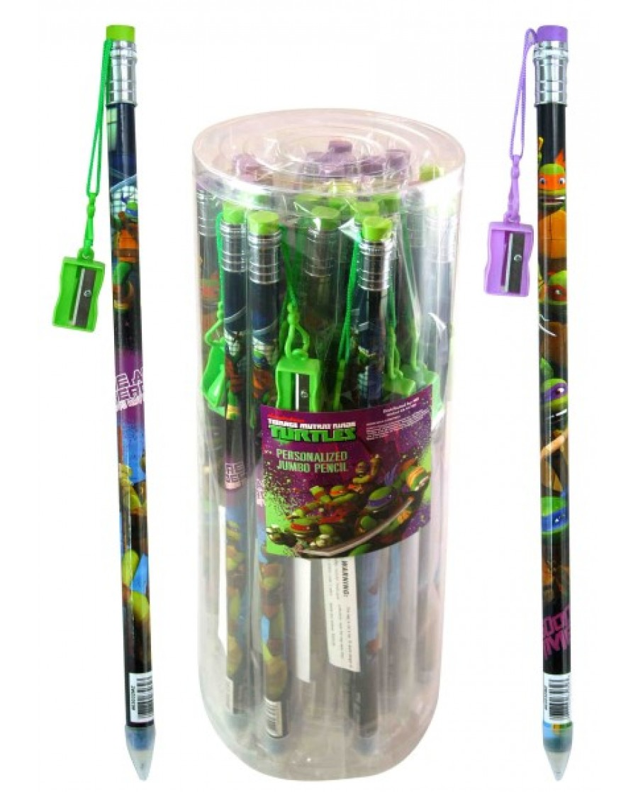 """15"""" Teenage Mutant Ninja Turtles Jumbo Pencil"""