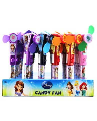 Disney Princesses Candy Fans