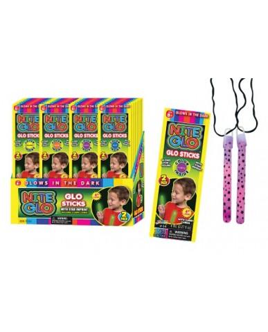 2 pk. Glow Sticks