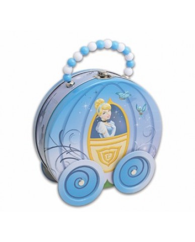 Cinderella Coach Tin Purse