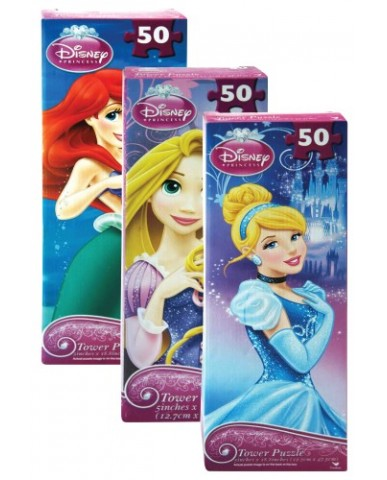 Disney Princess Tower Puzzle
