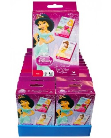Disney Princess 2 PK Card Games