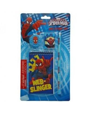 Spiderman 4 PK Study Kit