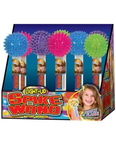 Spike Ball Light Up Wand