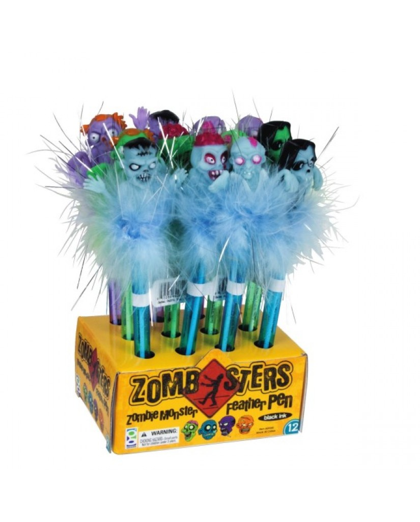 """""""Zombsters"""" Ball Point Pens"""