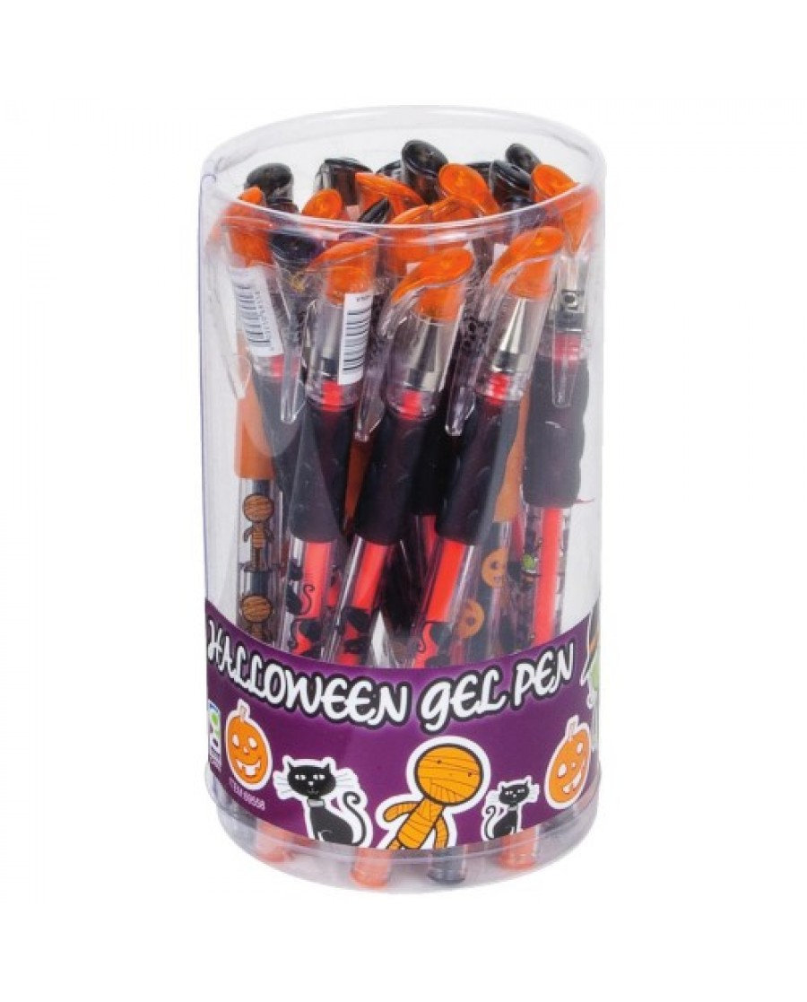 Halloween Rainbow Gel Pen
