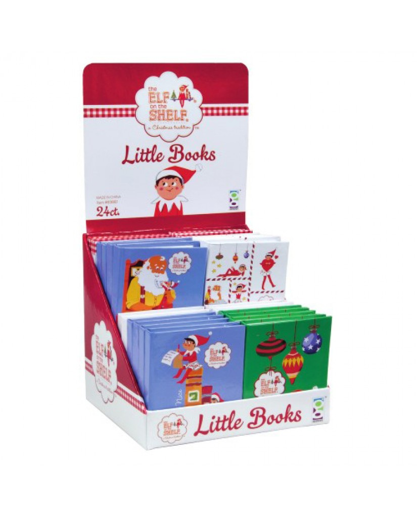 Elf on the Shelf Little Notebook