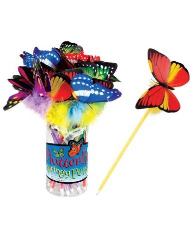 Flutterfly Springy Pen