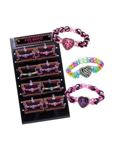 36 pc. Animal Print Weevz Bracelet