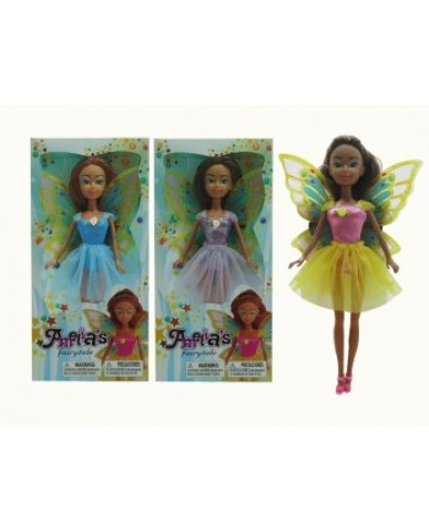 Amelia Fairy Doll (African American)