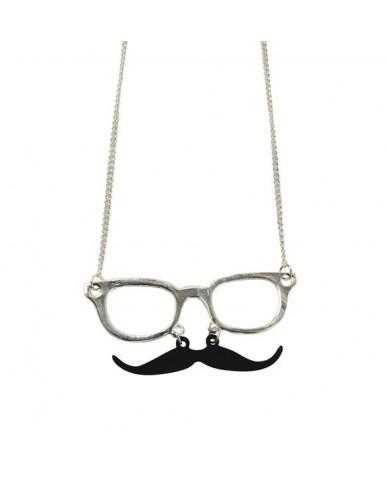 Glasses & Mustache Necklaces