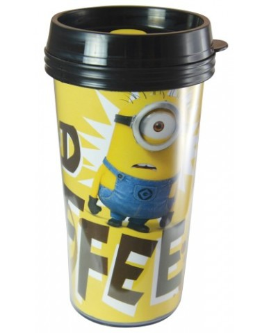 Minions Adult 16 oz. Travel Tumbler