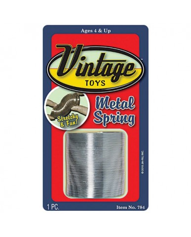 Vintage Metal Spring