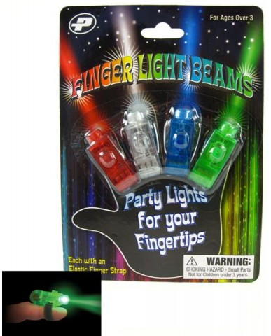 4 PC Laser Finger Beam