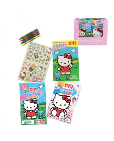 Hello Kitty Grab & Go Play Packs