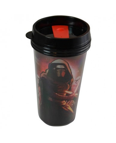 Star Wars Ep. 7 Adult 16 oz. Travel Tumbler