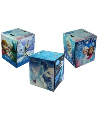 Disney Frozen 2-Ply Boxed Facial Tissues