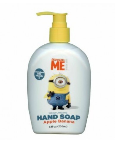 Minions 8 oz. Hand Soap Pump