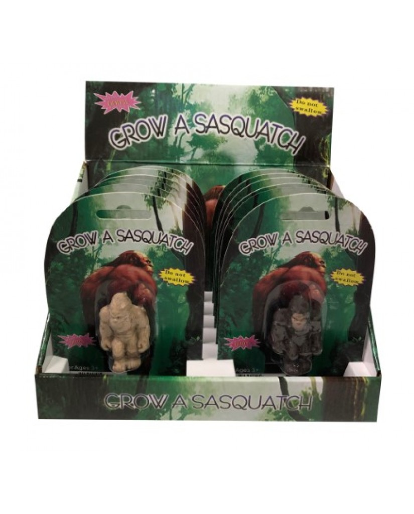 Grow a Sasquatch