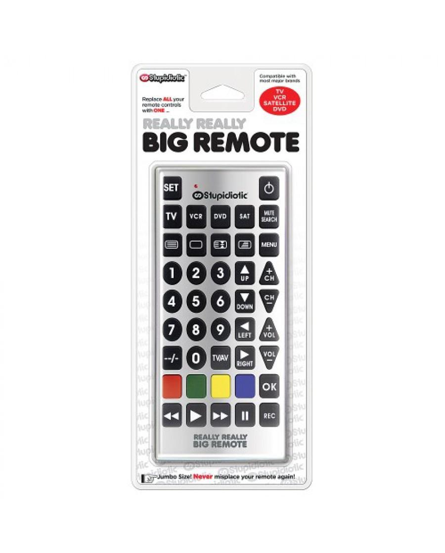 "11"" Jumbo Universal Remote Control"