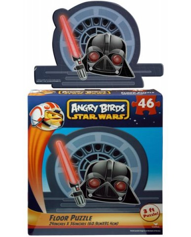 Angry Birds Star Wars 46 pc Floor Puzzle