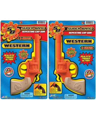 Western Cap Pistol