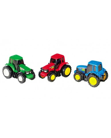 """4"""" Farm Tractor"""
