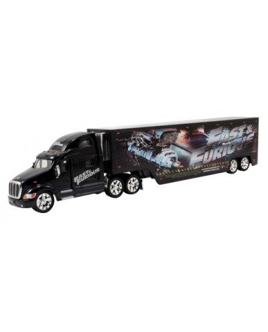 "Fast & Furious 7 Licensed 11"" Peterbilt 387 Hauler"