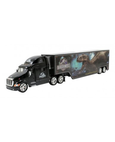 "Jurassic World Licensed 11"" Peterbilt 387 Hauler"