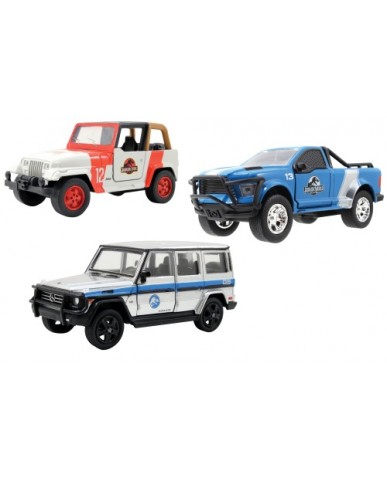 Jurassic World Licensed Jeeps & SUVs