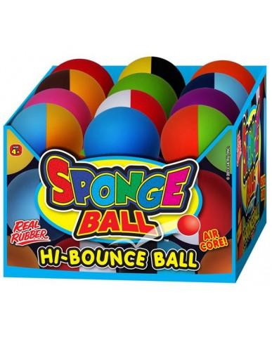"2.5"" Hi-Bounce Sponge Ball"