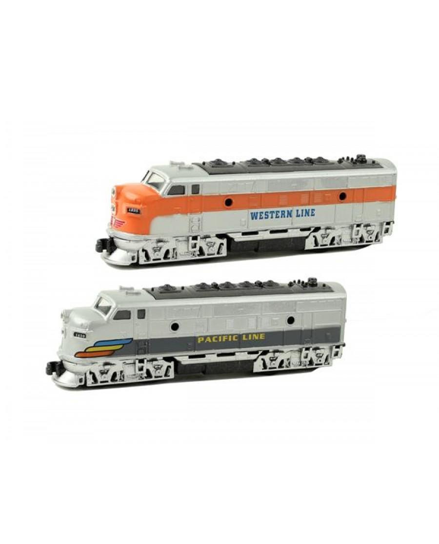 """7"""" Classic Locomotive"""