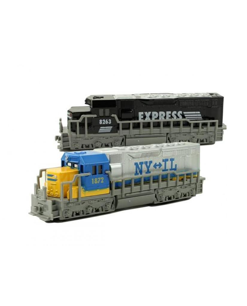 "7"" Freight Train Locomotive"