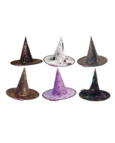 "17.5"" Witch's Hats"