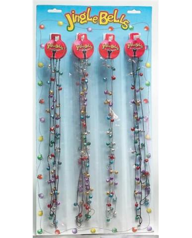 Jingle Bells Necklaces