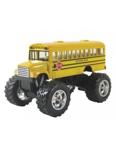 """5"""" Monster School Bus"""