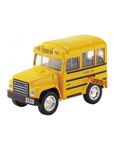 "4"" Shorty School Bus"