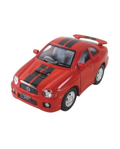 "4"" 2002 Subaru Impreza WRX Funny Car"