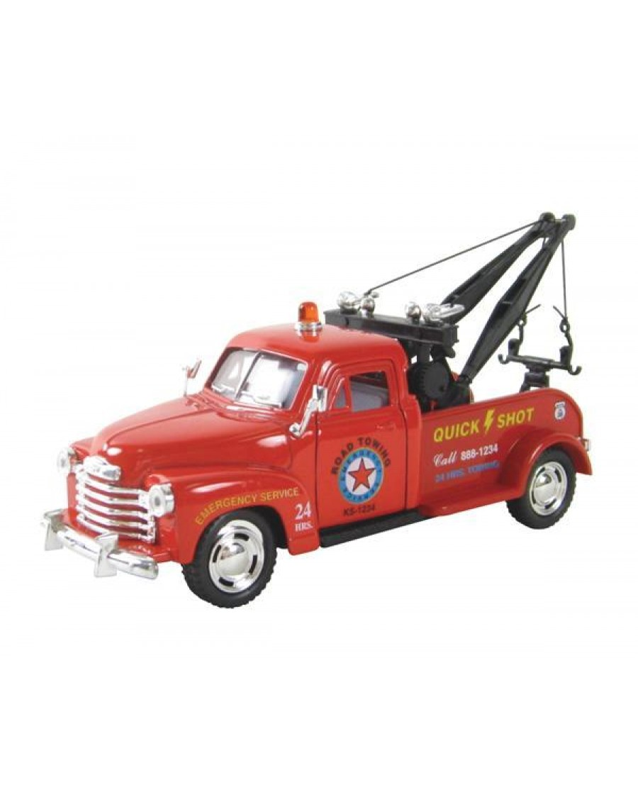 """5"""" 1953 Chevy Tow Truck"""